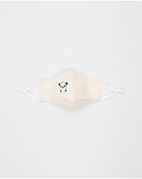 H-WOOD - Kids Non-Medical Face Mask with Bear Valve