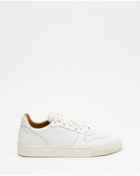 Double Oak Mills - Photon Leather Sneakers