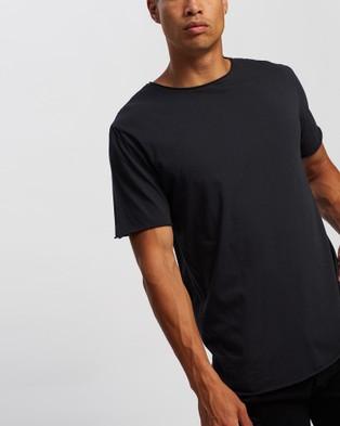 Nana Judy Basic Crew Tee - T-Shirts & Singlets (Vintage Black)