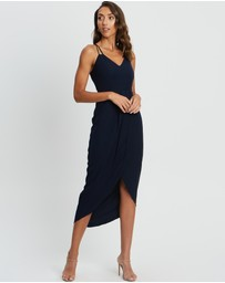 CHANCERY - Marta Lace Up Midi