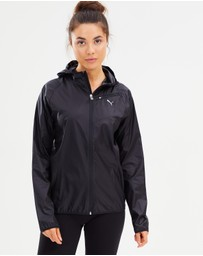 Puma - Core Run Hooded Running Jacket