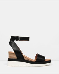 Jo Mercer - Kaia Wedge Sandals