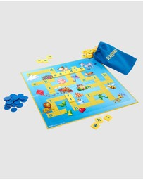 Mattel Games - Junior Scrabble - Teens