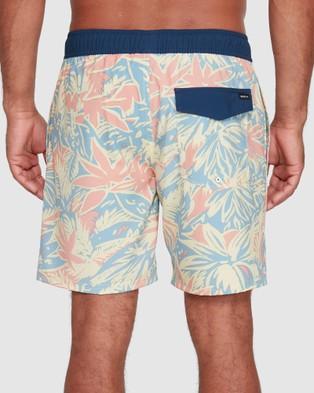 RVCA Va Elastic Boardshorts - Swimwear (SUNWASH)