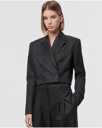 Manning Cartell - Quick March Cropped Blazer