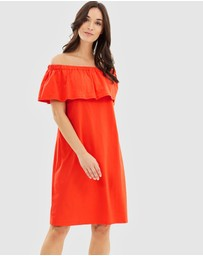 Lincoln St - Off Shoulder Dress