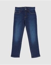 GapKids - Superdenim Slim Jeans With Fantastiflex - Teen