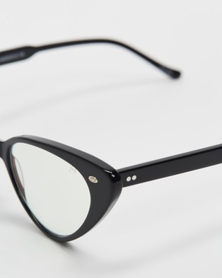 Caddis - Nepetalactone Optical Glasses Blue Light Lenses (Gloss Black)