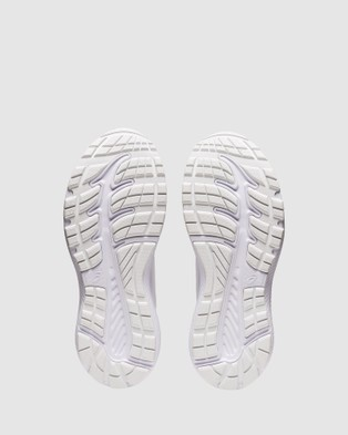 ASICS Contend 7 Grade School - Lifestyle Shoes (White/White)