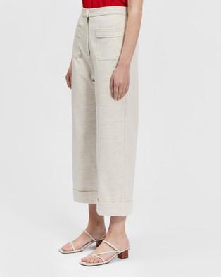 bul Wonthaggi Pant - Pants (Cream Speckle)