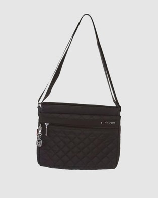 Hedgren Viola Crossbody - Handbags (Black)