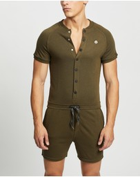 TEAMM8 - The One Romper - Short