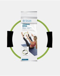 Gaiam - Pilates Toning Ring Kit