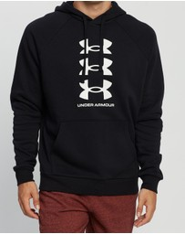 Under Armour - UA Rival Fleece 3 Logo Hoodie