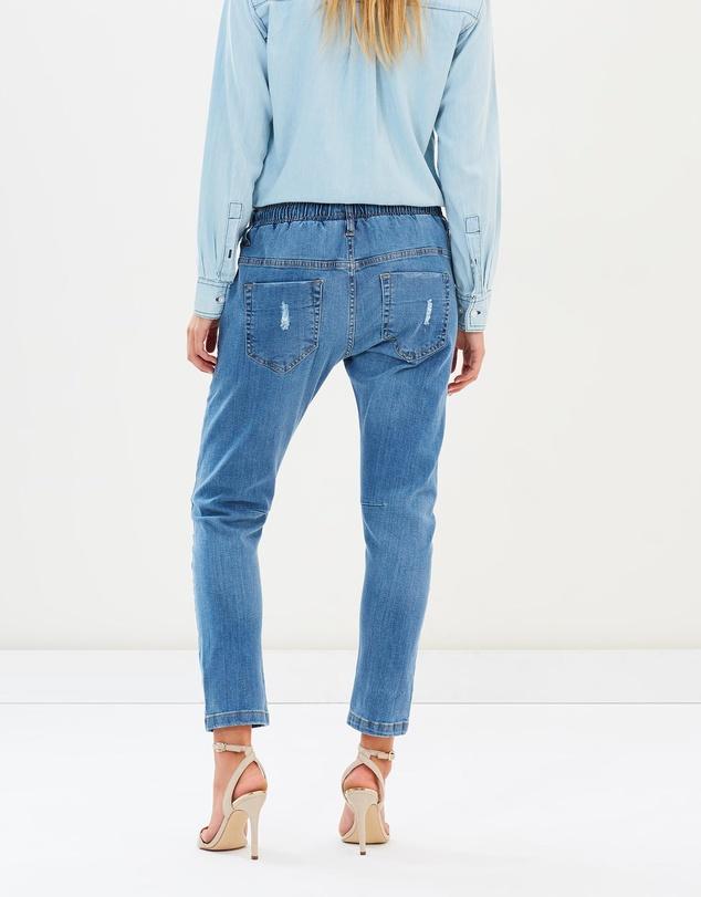 Women Active Denim Jeans