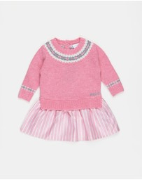 Polo Ralph Lauren - Fair Isle Sweater Dress - Babies