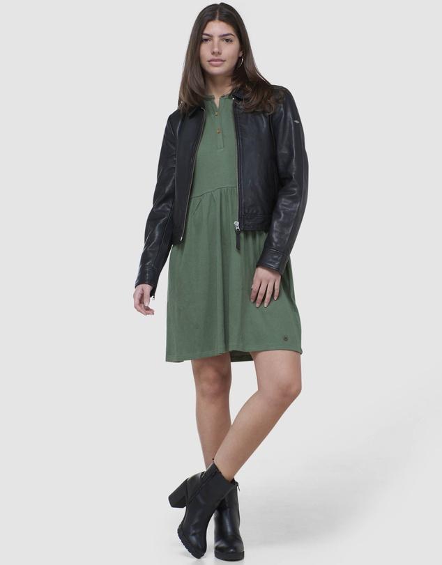 Women Jersey Mini Dress
