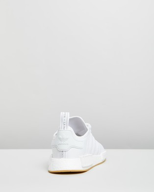 adidas Originals NMD R1 - Lifestyle Sneakers (FTWR White & Crystal White)