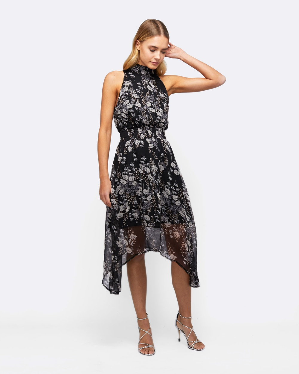 MVN The Star Dust Dress Dresses Floral The Star Dust Dress