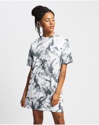 Calvin Klein - All-Over Printed T-Shirt Dress