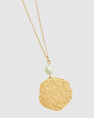 Pastiche Haven Necklace - Jewellery (Yellow Gold)