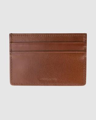 Florsheim Advantage Card Holder - Wallets (Tan)