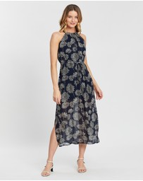 Forcast - Elsie Printed Maxi Dress