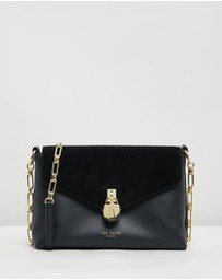 Ted Baker - Miliaa Padlock Detail Cross-Body Bag