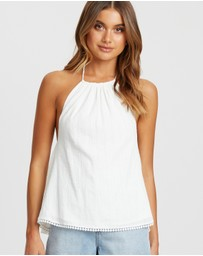 The Fated - Tranquility Halter Cami
