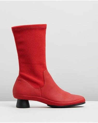 Camper Alright Boots - Women's Red