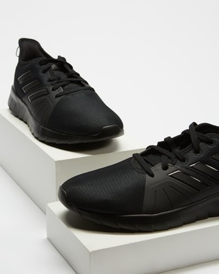 adidas Performance Asweemove Shoes   Men's - Performance Shoes (Core Black, Core Black & Dove Grey)