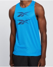 Reebok Performance - Mesh Tank Top