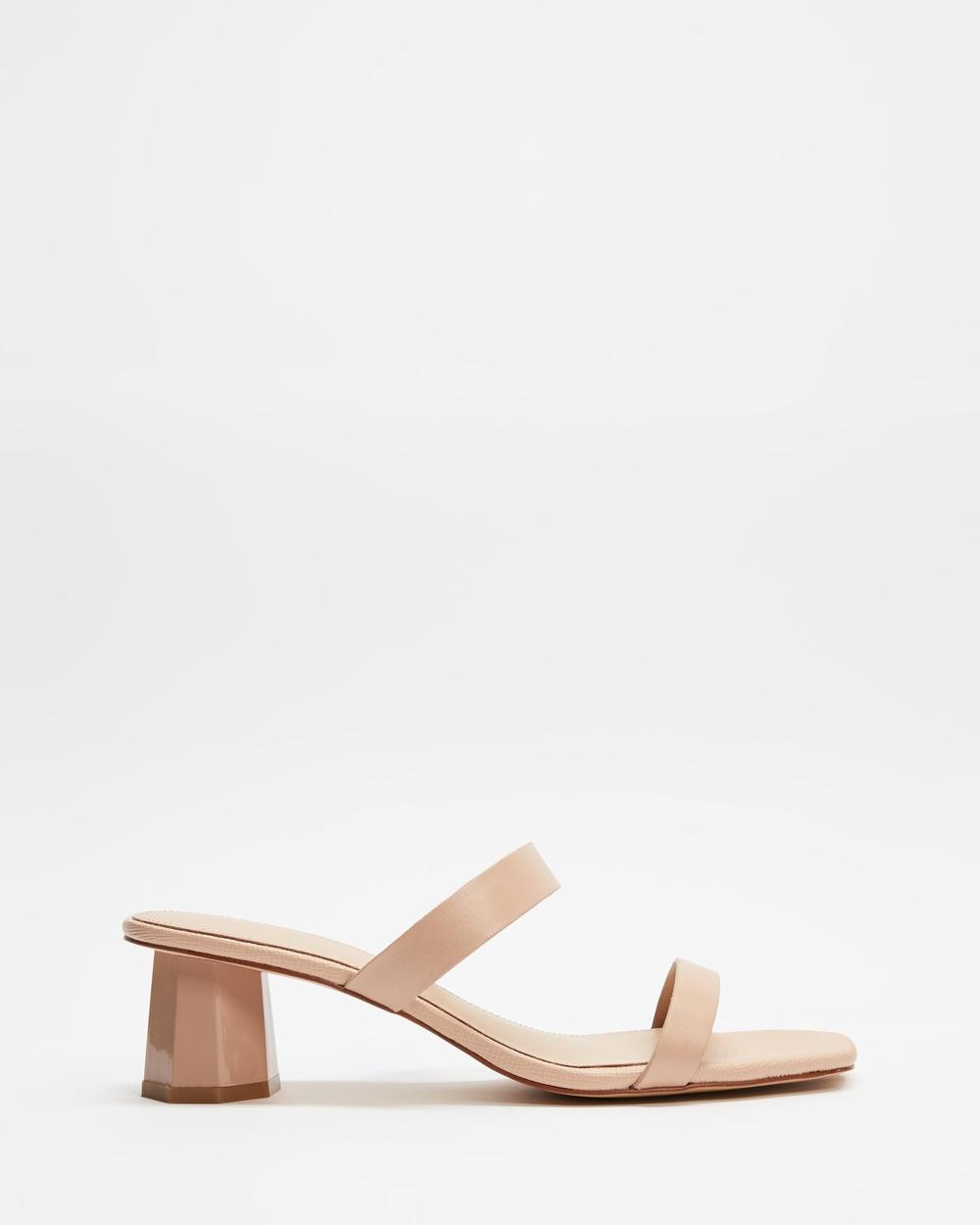 ALDO Etealia Mid-low heels Bone
