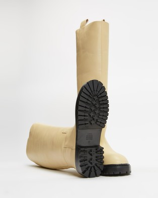 Alias Mae - Maine Knee-High Boots (Butter Leather)