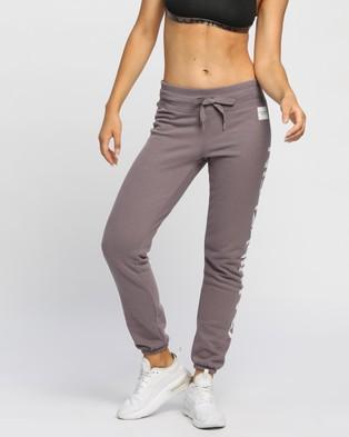 Calvin Klein Performance Logo Elastic Cuff Sweatpants - Sweatpants (Saturn)
