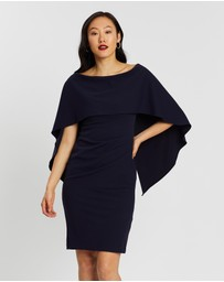 Montique - Aerin Crepe Dress