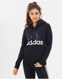 adidas Performance - Essentials Linear Oh Fleece Hoodie