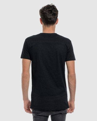 DVNT Originals Tee - Short Sleeve T-Shirts (Black)