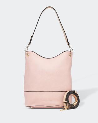 Louenhide Jacqui Bag - Handbags (Dusty Pink)