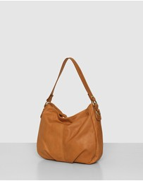BEE - The Airlie Tan Shoulder Bag
