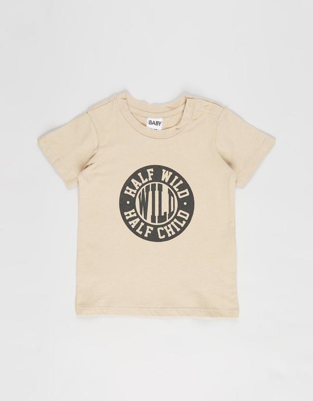 Kids Jamie Short Sleeve Tee - Babies