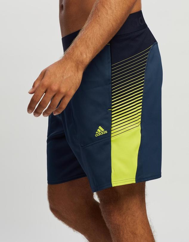 Men Designed 2 Move Activated Tech AEROREADY Shorts