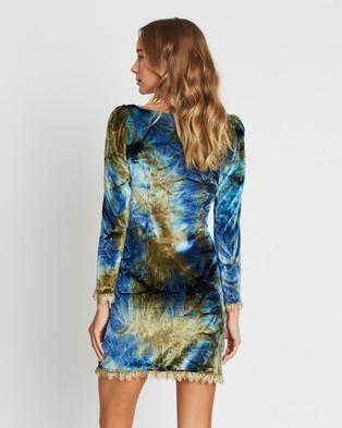 LENNI the label Pyrite Dress - Dresses (Lazuli Blue)