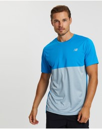 New Balance - Accelerate Short Sleeve Tee