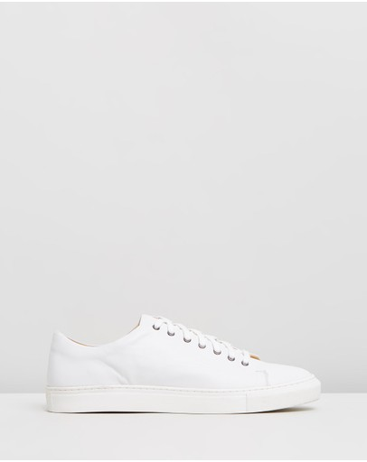 Double Oak Mills - Meadows Leather Sneakers