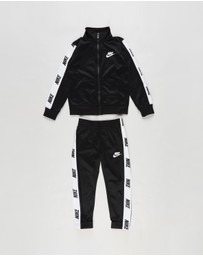 Nike - Block Taping Tricot Set - Kids