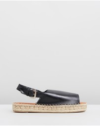 Alohas Sandals - Back Strap