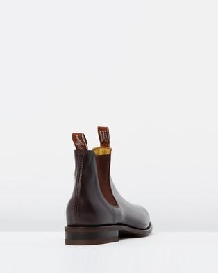 R.M.Williams Comfort Craftsman Boots - Boots (Chestnut)