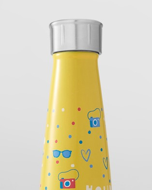 S'well S'ip by S'well 450ml Insulated Bottle - Water Bottles (Yellow)