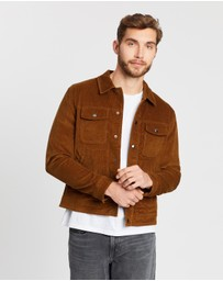 Banana Republic - Corduroy Shirt Jacket